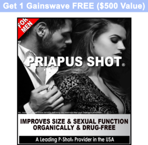 Get 1 Gainswave Free $500 Value
